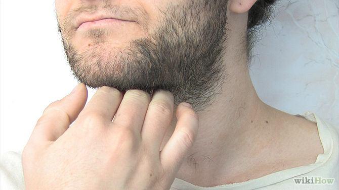 hoe gebruik je een baardtrimmer stap 1