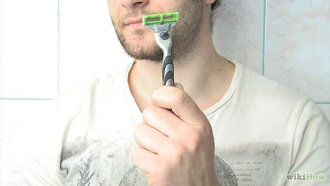 hoe gebruik je een baardtrimmer stap 10