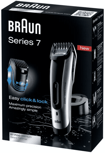 Braun BT7050 review